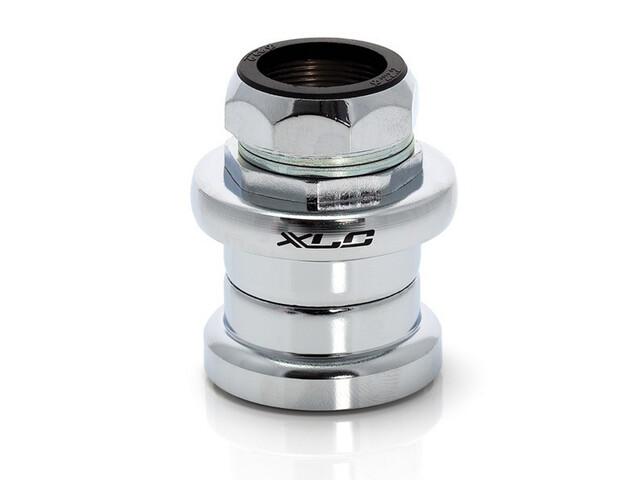 """XLC HS-S01 Styrfitting 1"""" EC34/22,2 I EC34/27 sølv"""